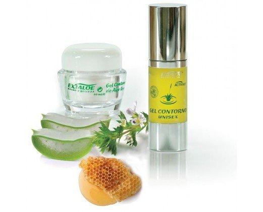 Productos para el Cuidado Facial. Cremas para el Contorno de Ojos. Previene y atenúa las ojeras y finas líneas de expresión con un uso continuado