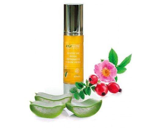 Productos de Cosmética Natural. Aceites Esenciales Naturales. Aceite regenerador que ofrece resultados visibles desde la primera aplicación.