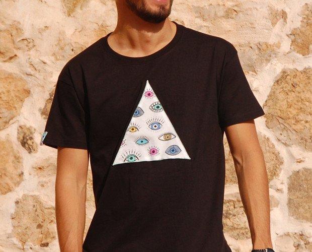 Camiseta triángulo ojo. Descubre nuestros modelos