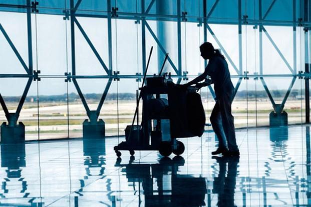 Limpieza Industrial.Limpieza de mantenimiento en edificios públicos y administrativos