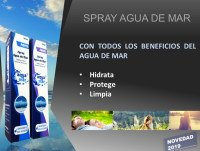 Spray Agua de Mar
