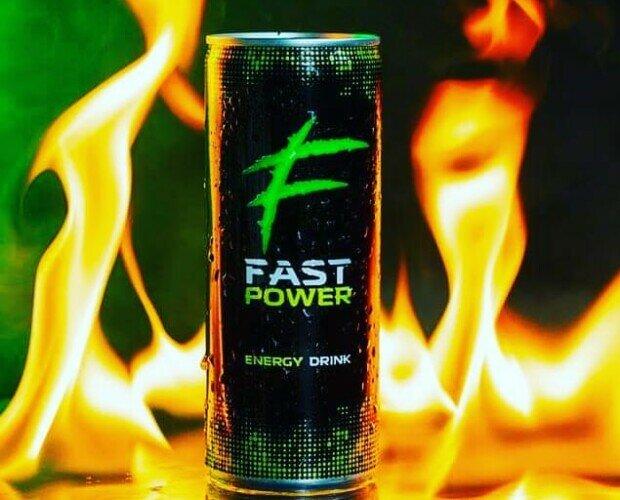 Bebida energética. Bebida energética con solo 4.9 gr de azúcar por cada 100ml y con todo el sabor