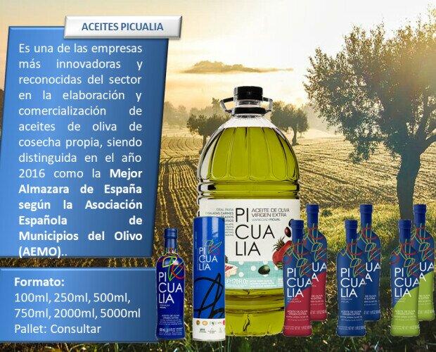 Aceites. Es una de las empresas más innovadoras y reconocidas del sector en la elaboración