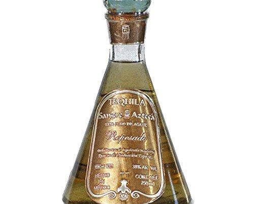 Tequila Reposado. Se obtiene 100% de los azúcares del agave