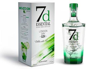 7D Essential. Elaborada con las plantas más tradicionales del Mediterráneo