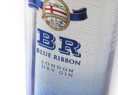 Ginebra Blue Ribbon. Creada por unode los más importantes maestros de ginebra del mundo