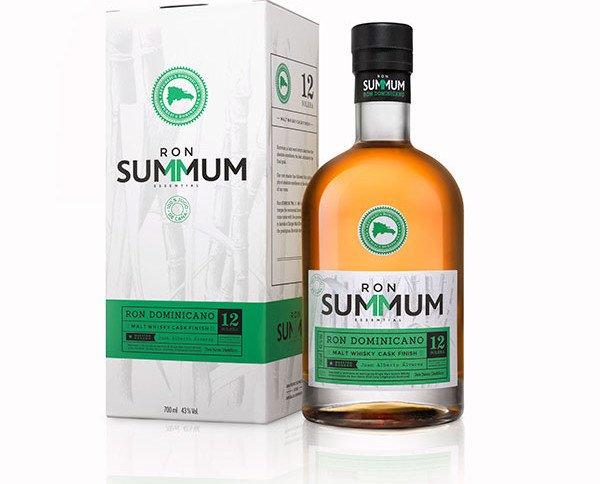 Summum Malt. Doble envejecimiento en barricas de Snigle Malt Scoth Whisky