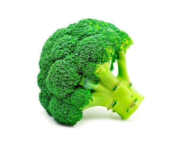 Brócoli. Llevamos a su mesa cultivos sostenibles