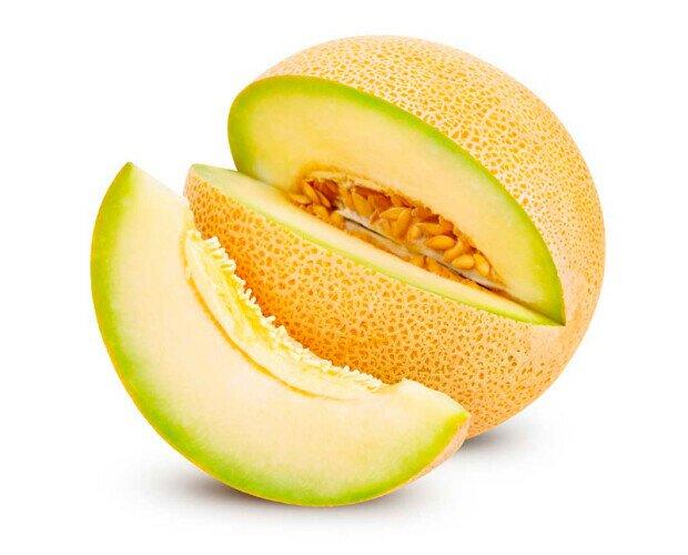 Melón galia. Deliciosa frutas ecológicas con todas su propiedades