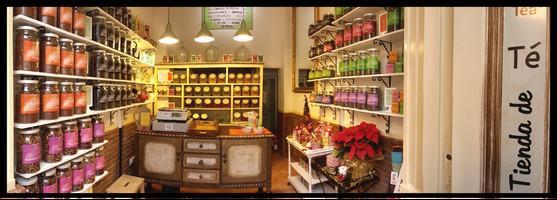 Tea Salud. Tienda especializada en venta de tés, infusiones, hierbas aromáticas, especias, condimentos y accesorios para té. Venta mayorista y almacén.