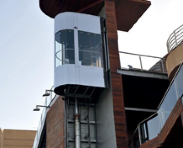 ascensores con cristal. Somos fabricantes de ascensores de diseño