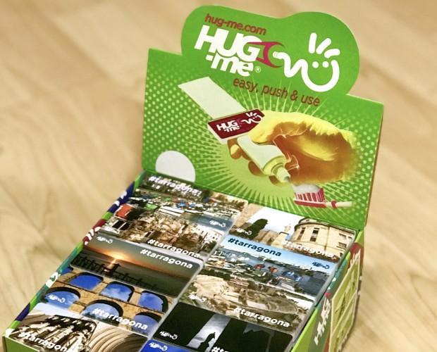 Hug-me colección Tarragona. La mejor manera de vender el