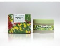 Crema facial hidratante. Recomendada para pieles normales y secas.
