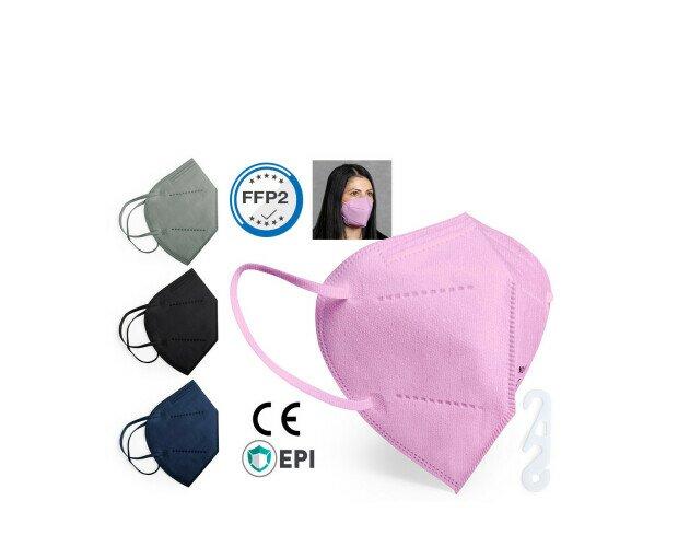 Mascarilla Autofiltrante FFP2. Con doble protección, tanto para el portador de la mascarilla como para otro