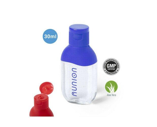 Gel Hidroalcohólico Vixel. Para higiene y limpieza de las manos en bote rellenable de 30 ml