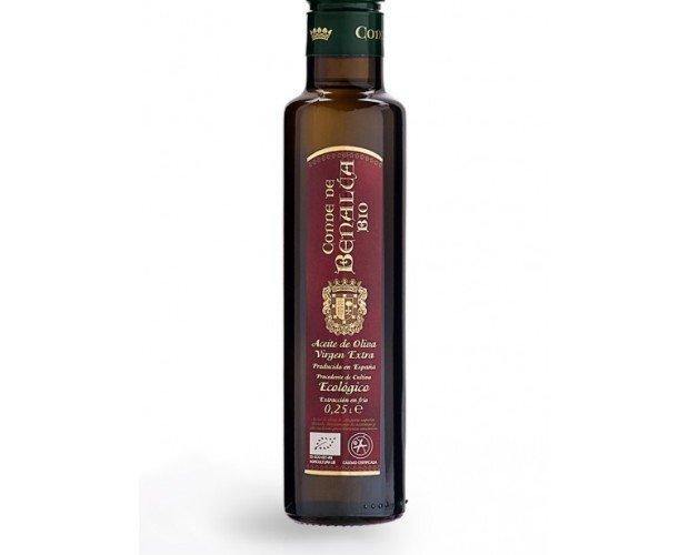 Aceite de Oliva Bio. Conde de Benalua Ecológico Picual
