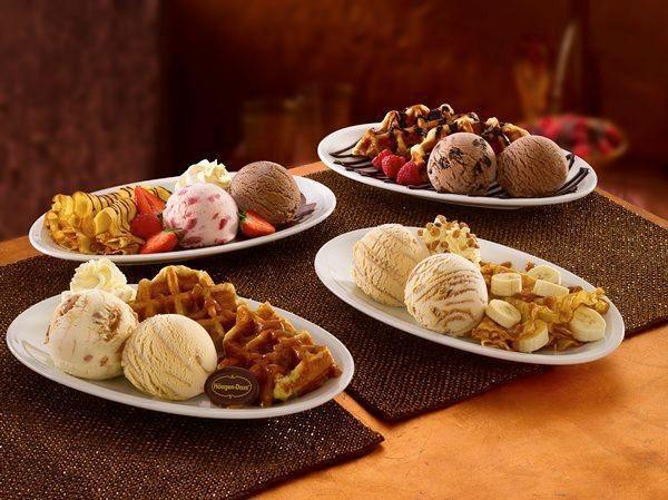 Variedad de helados. Ofrecemos gran variedad de sabores y formatos