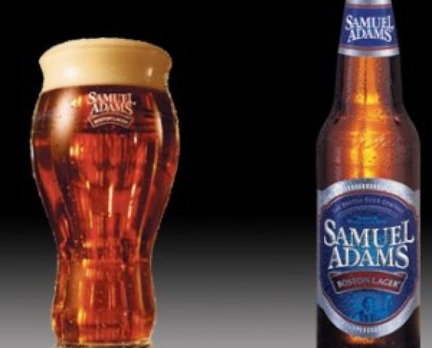 Samuel Adams Boston Lager. Tipo Lager Viena, de 4,9% de alcohol