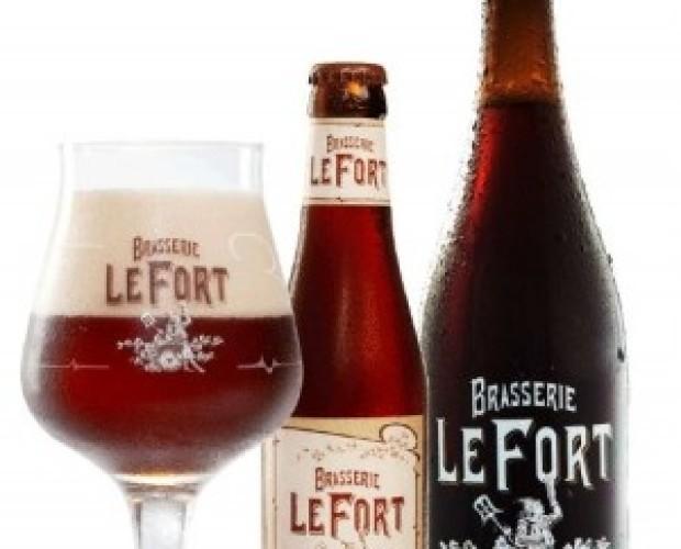 Le Fort. Cerveza belga de 8,5º de alcohol. Alta fermentación