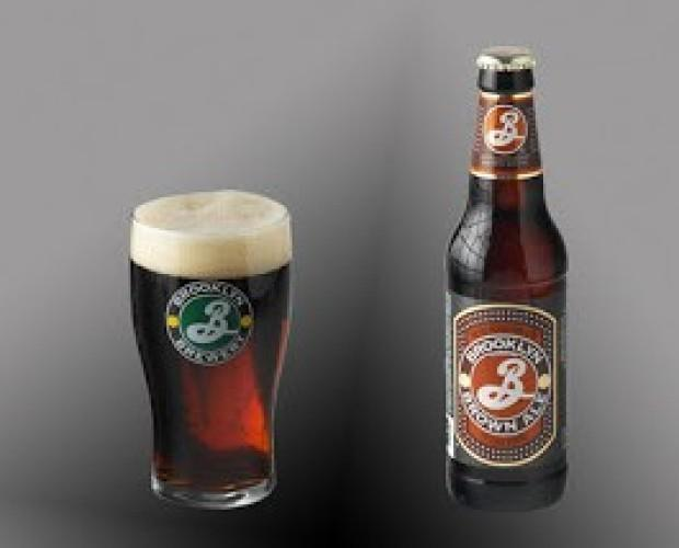 Brooklyn Brown Ale. Cerveza americana, de 5,6% de alcohol