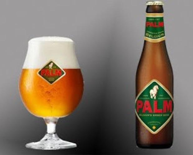 Palm. Cerveza del tipo ale belga, de 5,4% de alcohol