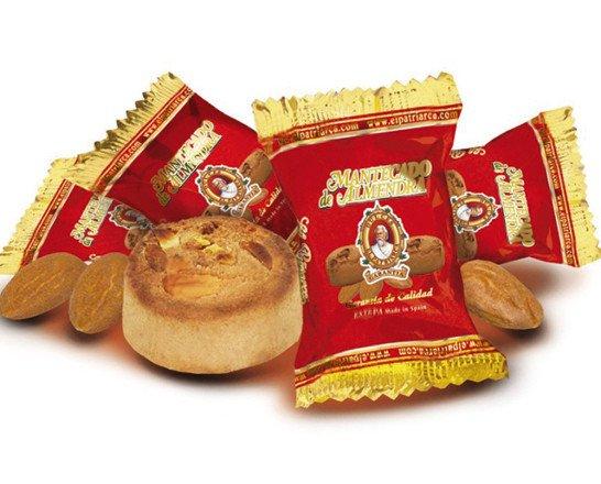 Chocolate y Dulces. Mantecados. El Patriarca - Estepa