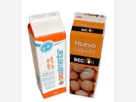 Huevo líquido