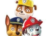 Máscaras patrulla canina