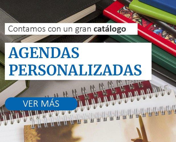 Agendas Personalizadas. Disponemos de un extenso catálogos.