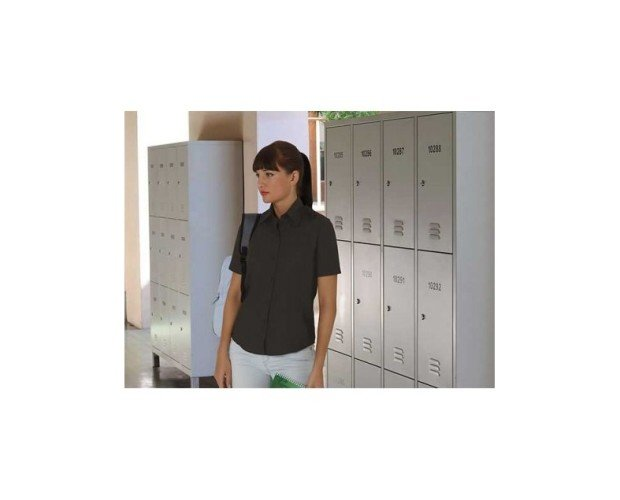 Camisas laboral de mujer. Mujer manga corta