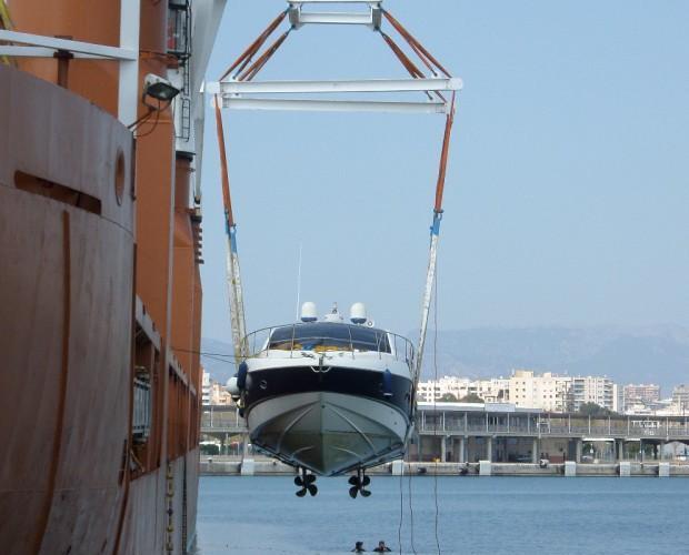 Transporte de Barcos.Trabajamos todo tipo de embarcaciones