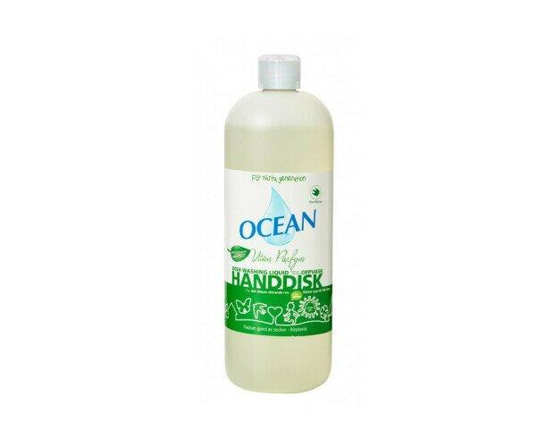 Lavavajillas Liquido HANDDISK. Disuelve eficazmente las grasas y los residuos de alimentos en tu vajilla