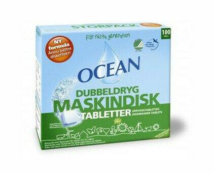 Tabletas Lavavajillas. Tabletas lavavajillas eficaces y muy solubles en el agua