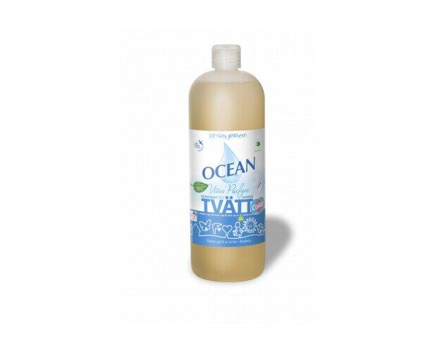 Detergente Liquido. Contiene enzimas efectivas que eliminan naturalmente las manchas