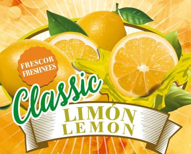 Classic limón. Granizados tradicionales de limón