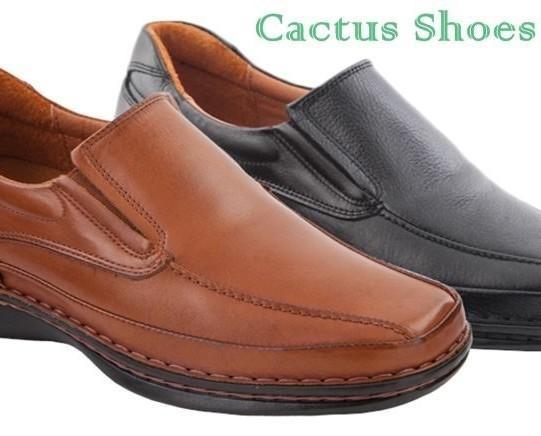 Cactus shoes. Zapato Crispino