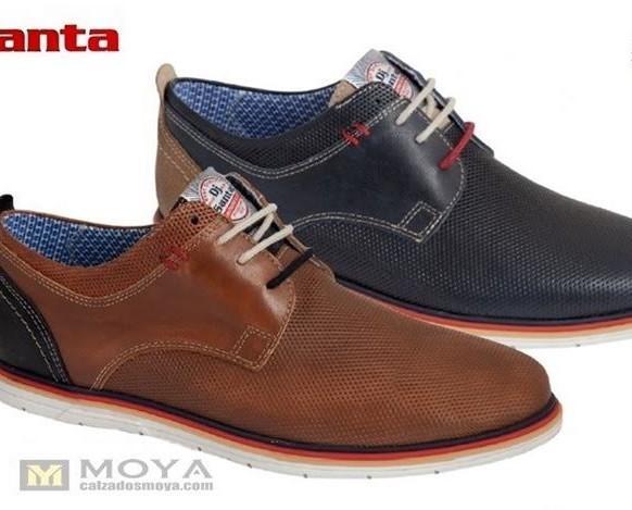 Calzado DJ Santa. Zapato con un diseño Joven