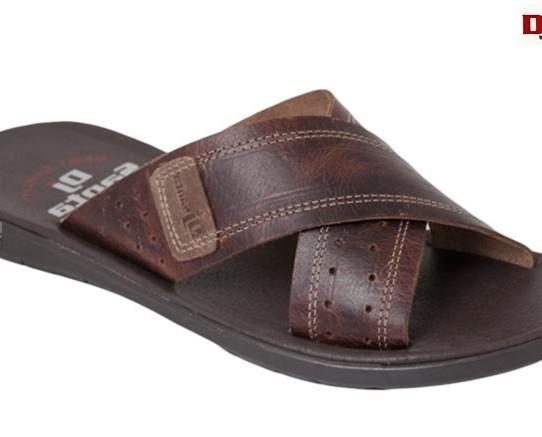 Sandalia marrón. Sandalia muy cómoda