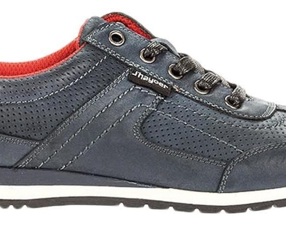 Zapato navy. Calzado muy ligero
