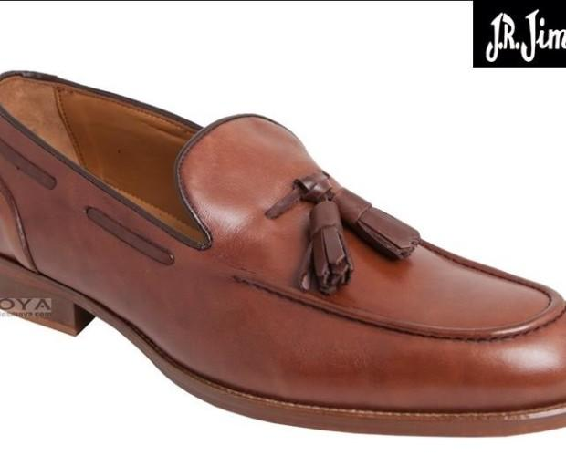 Zapato JR Jiménez marrones. Hermoso calzado