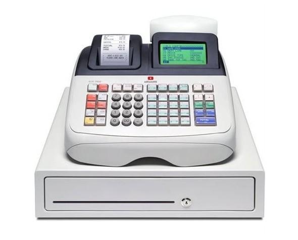 Cajas registradoras Olivetti. Olivetti ECR 8200S