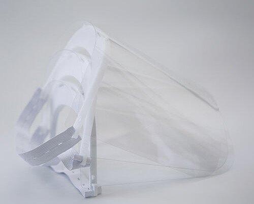 Pantallas Faciales Protectoras.Ofrece protección adicional en materia de prevención
