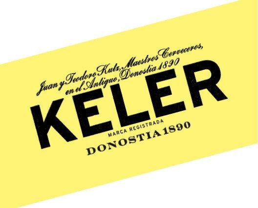 Cerveza Keler. Distribuidor oficial del Grupo Damm. Estrella Damm, Keler, Voll Damm Daura sin gluten