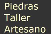 Piedras Taller Artesano