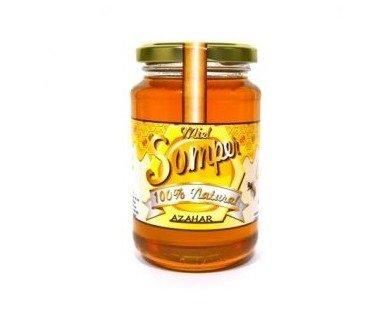 Miel azahar-naranjo. De la mejor calidad