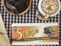 Chocolate de aceite de oliva