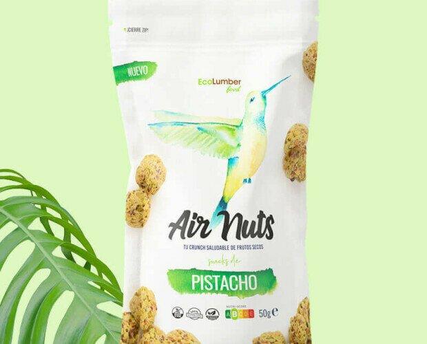 Snack de pistacho. No utilizamos aceites de palma.