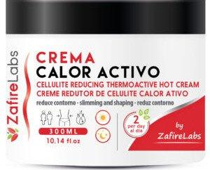 Crema calor activo. Un producto muy eficiente