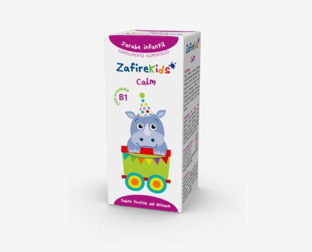 Zafire Kids Calm. Desarrollado especialmente para niños con problemas de sueño y de alta actividad