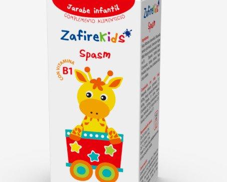 Zafire Kids Spasm. Ayuda a una mejor digestión